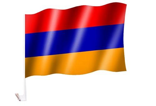Autoflagge/Autofahne Armenien