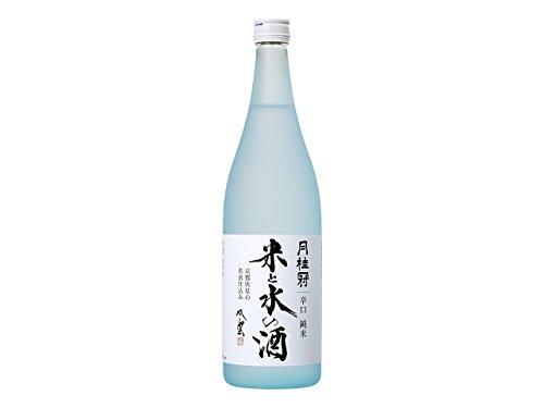 Gekkeikan Kome To Mizu Junmai Sake 720 ml