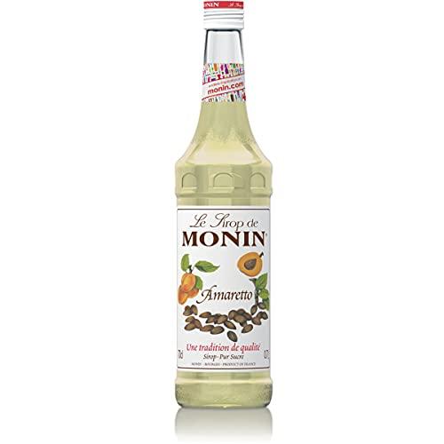 Monin Kawa i bar syrop Amaretto 0,7 l