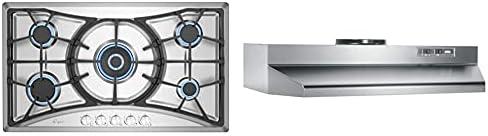 Top 10 Best 42 gas range cooktop Reviews