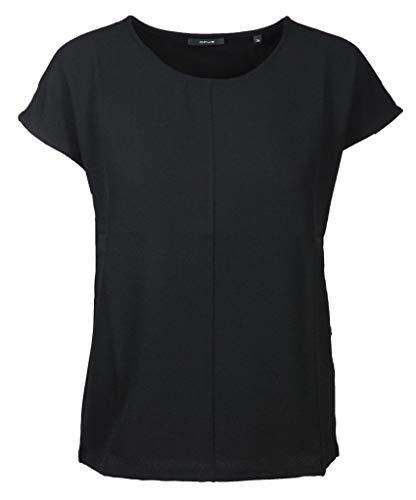 OPUS Damen Sudo T-Shirt, Black, 38