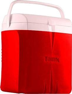 تانك صندوق ثلج 10 لتر - أحمر
