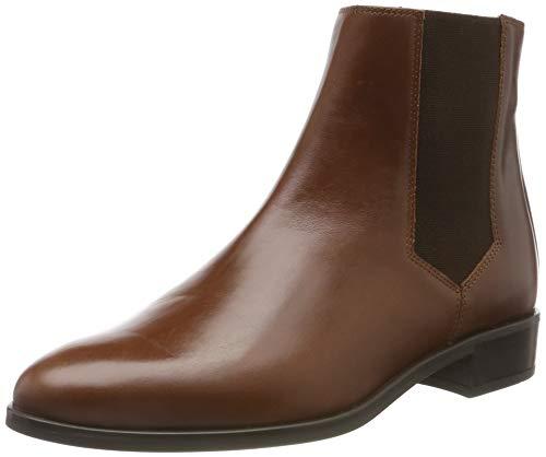 Unisa Damen BELKI_F19_NE Chelsea Boots, Braun (Moka Moka), 38 EU
