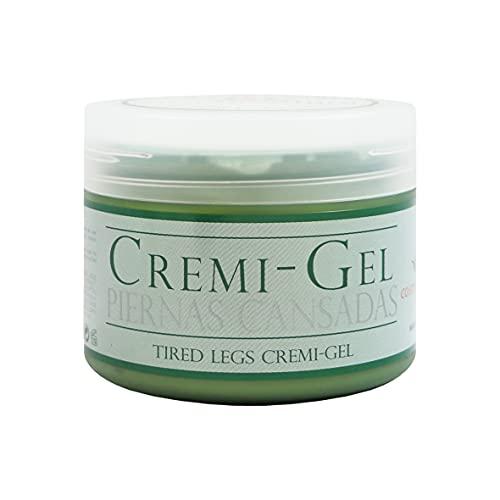 Thermal Teide 160300 Cremigel Crème pour jambes fatiguées aux extraits d'étoile de mer et d'eau thermale 250 ml