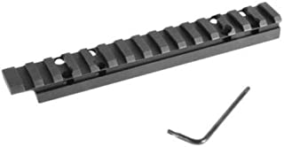 Evolution Gun Works Browning A-Bolt Long Action Picatinny Rail Scope Mount 0 Moa