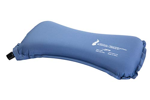 The Original McKenzie® Self-Inflating AirBack Lumbar Support by OPTP (710) - Back Support Pillow for Travel