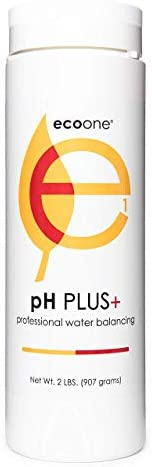 ecoone pH Plus Increases pH Level in Pool or Spa Natural Sustainable Spa Care Supplies Fragrance product image