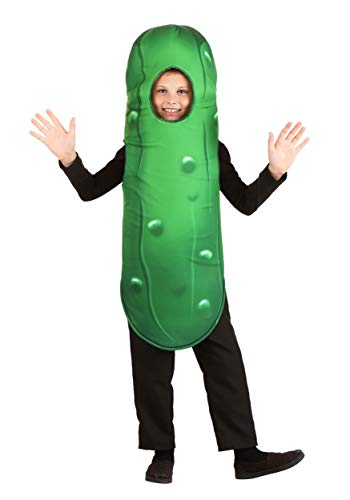 Kids Pickle Costume Small