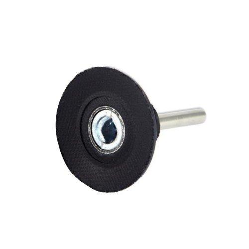 AJ Wholesale 2 Roloc Disc Pad Holder 1//4 Shank