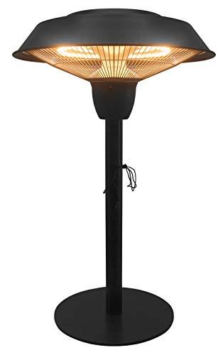 Jet-line Pollux - Lámpara de calefacción eléctrica por infrarrojos