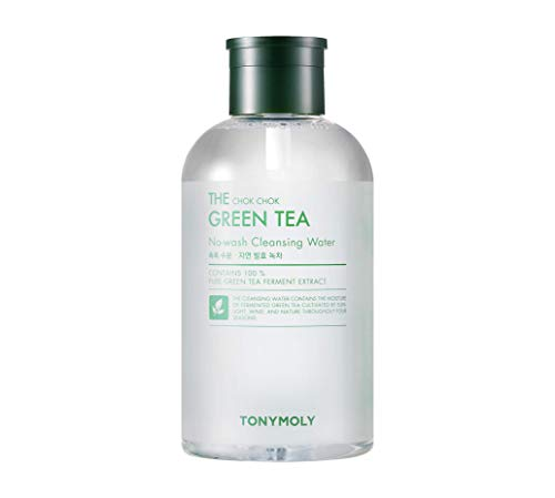 TONYMOLY The Chok Chok Green Tea Cleansing Water, 23 Fl Oz