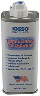 Iosso Products Eliminator Triple Action Oil 4 Oz