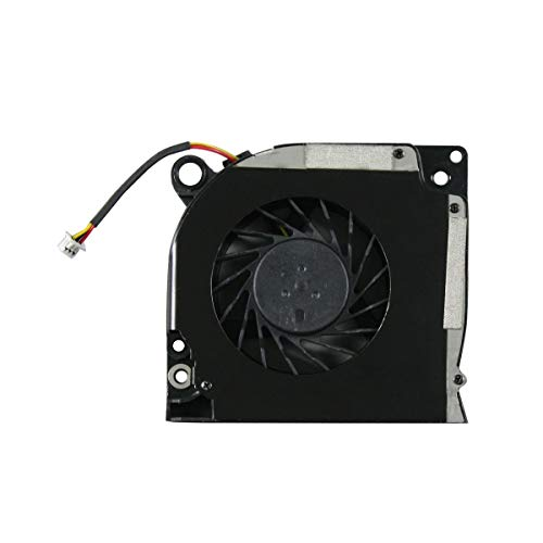 Ellenbogenorthese-LQ Ventilador de CPU Nuevo reemplazo de Ventilador de refrigeración de CPU para computadora portátil para DELL Latitude D620 D630 D631 PP18L DC28A000J0L Accesorios.