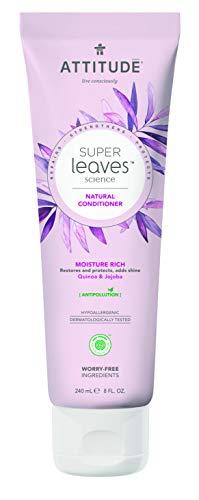 Attitude Super Leaves Conditioner - Feuchtigkeitsspendend mit Quinoa und Jojoba (1 x 240 ml)