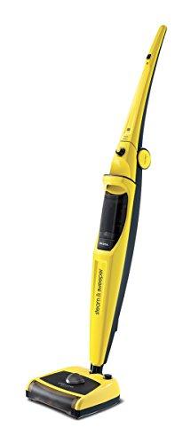 Ariete 2706 Upright Steam Cleaner 0.5L 1500 W zwart, geel – stoomreiniger (Upright Steam Cleaner, zwart, geel)