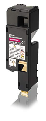 Epson C13S050612 AL-C1700 Tonerkartusche magenta hohe Kapazität 1.4k