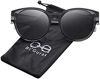 Br'Guras Polarized Oversized Fit over Sunglasses Over...
