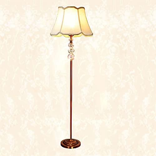 KGDC Lámpara de pie diseño Piso Lámpara de Lectura Piso Luz para Salones Dormitorios Oficinas Luz para la Sala de Estar Luz de Noche Protección Lámpara de Suelo Moderno Lámpara Vertical