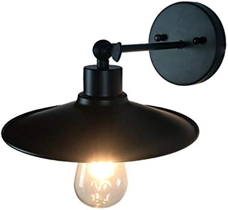 Loft kreative UFO einzelne Wand Lampe postmodernen Schmiedeeisen verstellbare Nachttischlampe Korridor Restaurant Cafe Wandleuchte