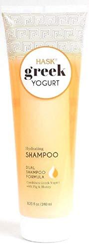 Hask Greek Yogurt Hydrating Shampoo With Fig & Honey 8.25 Oz