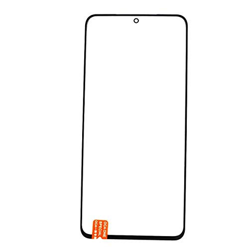 Front Screen Glass Outer Panel Lens Replacement OCA Repair Tools Kit Compatible with Galaxy S20 5G G981 G981F G980 G980F 62inch Black Adhesive