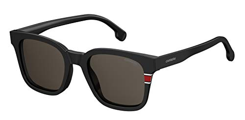Carrera eyewear 164/S Occhiali da sole, BLACK, 51 Unisex Adulto