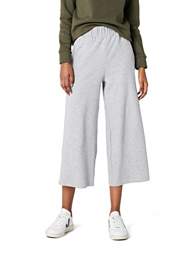 Urban Classics Ladies Culotte Pantalones Deportivos, Gris (Grey 00111), 50...