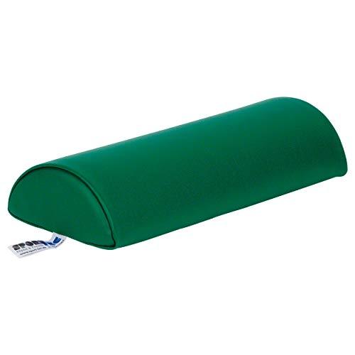 Sport-Tec Lagerungsrolle Lagerungskissen Knierolle Fitnessrolle für Massageliege 40x15x7,5 cm