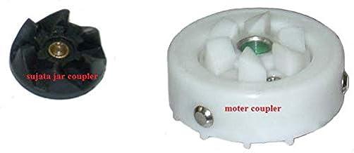 Generic Jar Coupler And Motor Coupler (White)