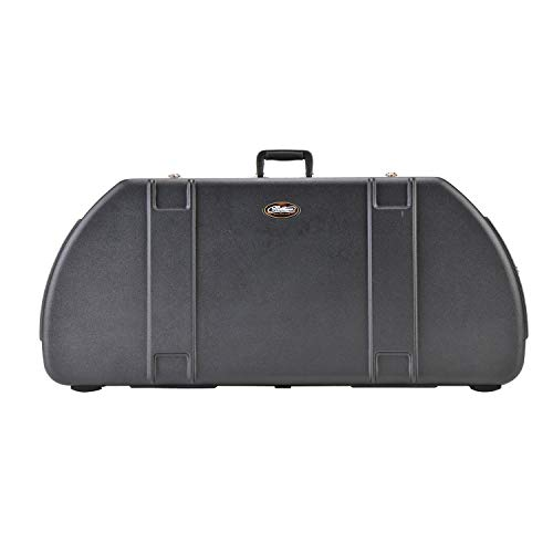 SKB Cases 2SKB-4120 Hard Exterior Waterproof Hunter XL Series Bow Utility Carrying Case, Black