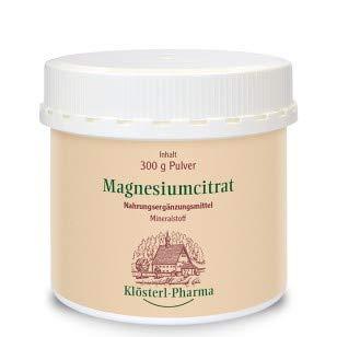 Magnesiumcitrat Pulver von Klösterl-Apotheke