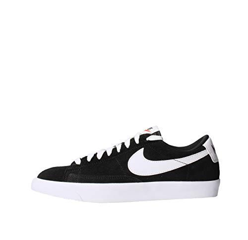 Nike Blazer Low Premium Vintage Suede, Zapatillas de Baloncesto. Hombre, Multicolor, 44.5 EU