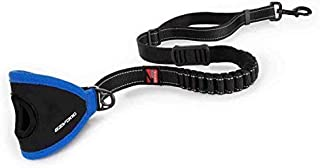 """EzyDog Handy 48 Bungee Dog Leash - The Best Hands-Free Running Leash Training Lead with Superior Control and Reflective Stitching - Zero Shock Shock-Absorbing Technology (Adjustable 36"""" - 48"""")"""