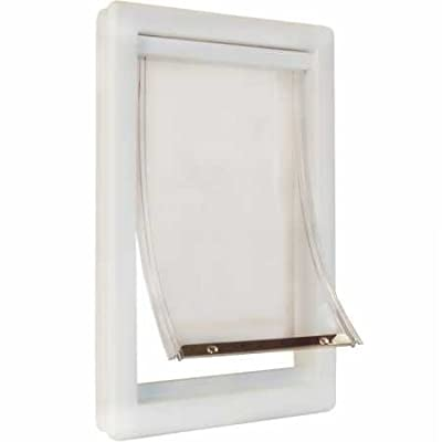 Ideal Pet Products Original Pet Door with Telescoping Frame