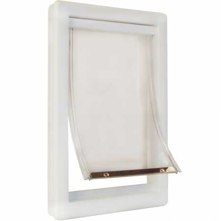 Original Plastic Pet Door Extra Large
