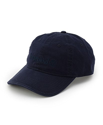 Timberland Canvas Baseball Herren Hüte Blau (U)