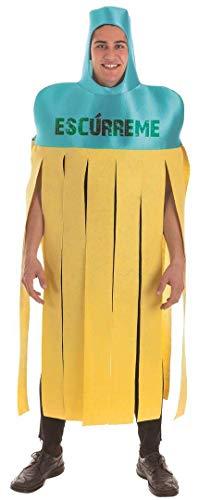 Creaciones Llopis- Disfraz Adulto, Multicolor (4974)