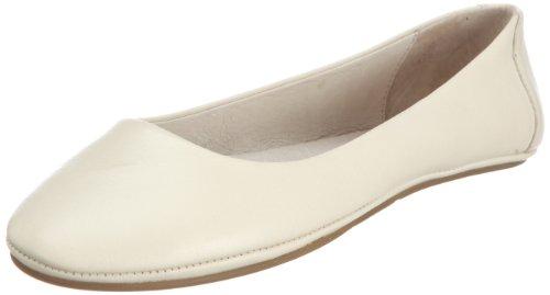 flip*flop Damen Easy Going Lea Ballerinas, Rice, 36 EU