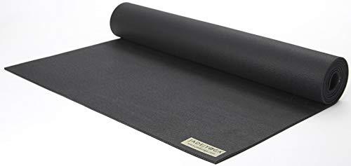 Jade Harmony Yogamatte, lang, 5 mm dick, 374BK, Schwarz , 188 cm x 61 cm x 0.5 cm