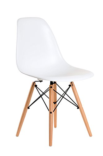 Aryana Home Chaise Eames Replica Blanc