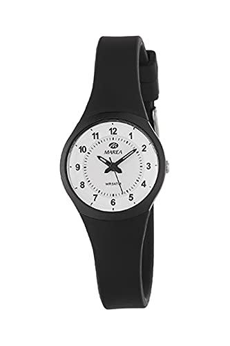 Reloj marea Mujer B35327/1 analógico Negro dial Blanco