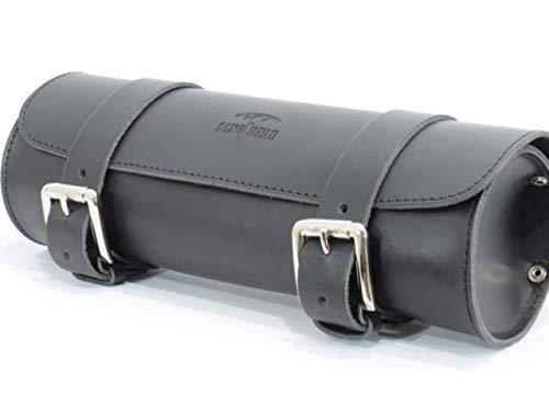 Longride Genuine Tool Bag Werzeugtasche Werkzeugrolle Leder 2,0L Motorrad-Tasche NEU!