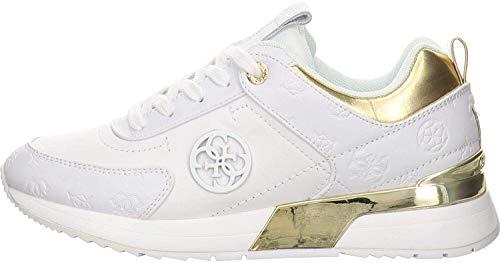 GUESS Marlyn Zapatillas Blancas para Mujer-UK 5 / EU 38