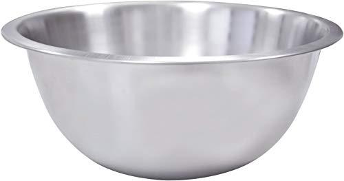 Bol de cocina de acero inoxidable. Cuenco de cocina de mezcla multifunción de 20 cm