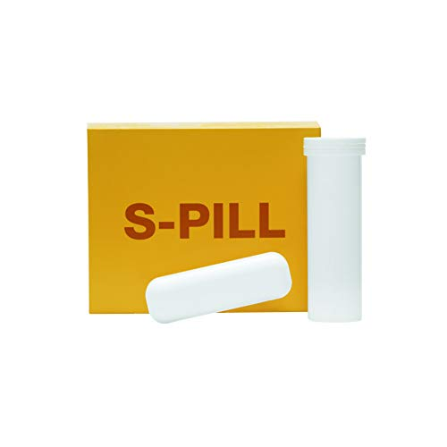 S-PILL. Die erste Pansenstimulans-Pille.