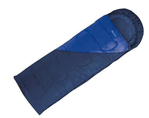Ferrino Bicolor, Sacco a pelo Blu, L