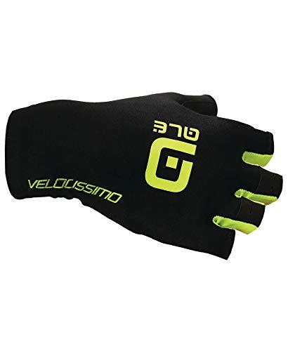 Ale - Chrono Gloves, Color Amarillo, Talla L