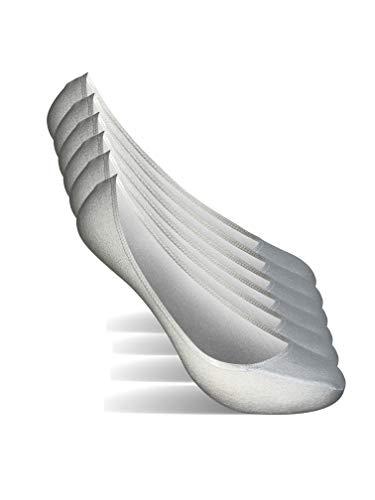POPYS (6 Pares Calcetines cortos Mujer, Calcetines