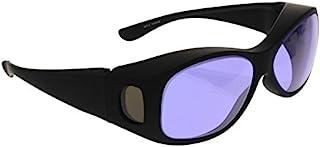 شیشه ای Ace Didymium شیشه ای در بیش از Eyewear قاب ایمنی پلاستیکی