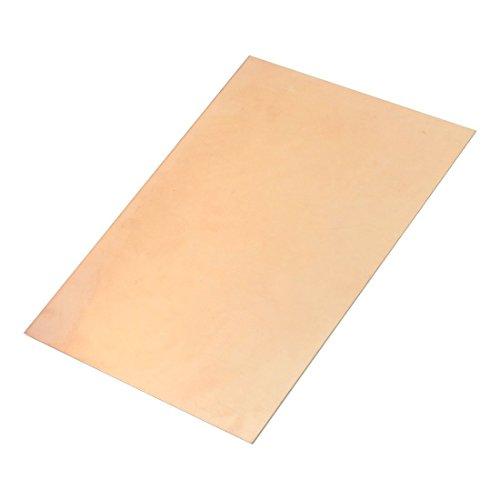 SODIAL 30cm x 20cm Una cara DIY Placa de circuito PCB laminado de revestimiento de cobre